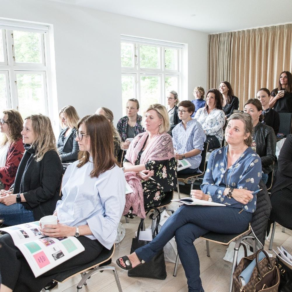 Kom til seminar eller konference hos pej gruppen i Herning. Foto: Anja Bloch-Hamre