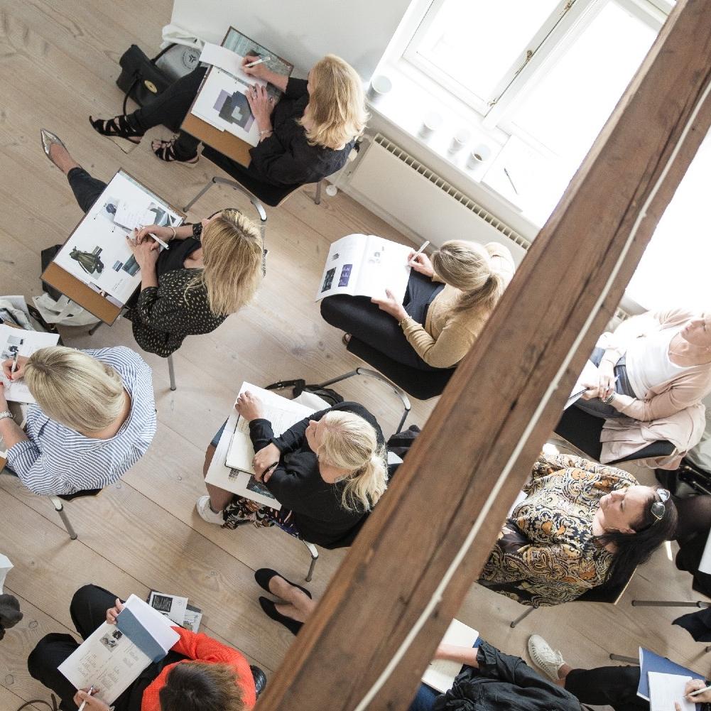 Seminar hos pej gruppen. Foto: Anja Bloch-Hamre
