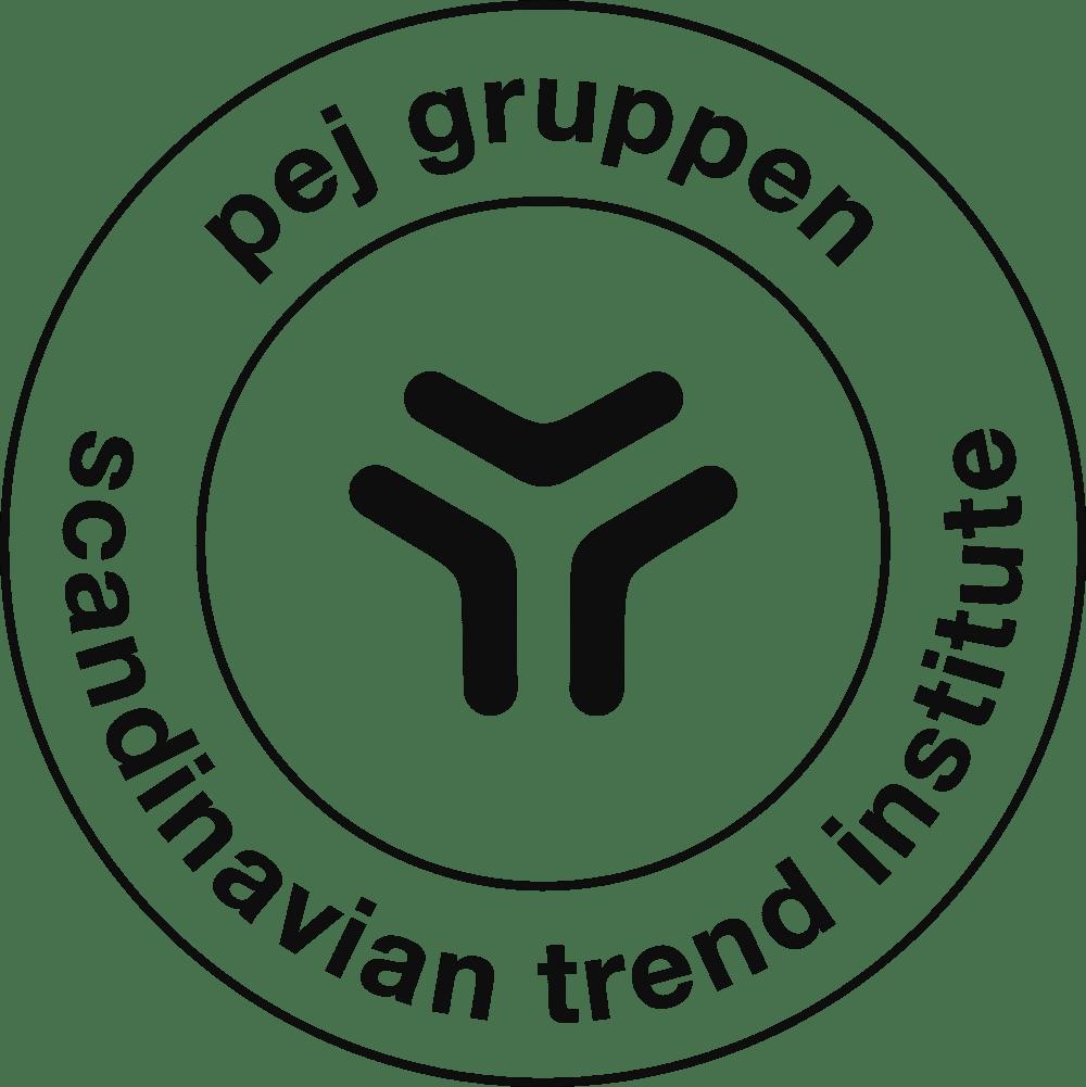pej gruppen logo sort