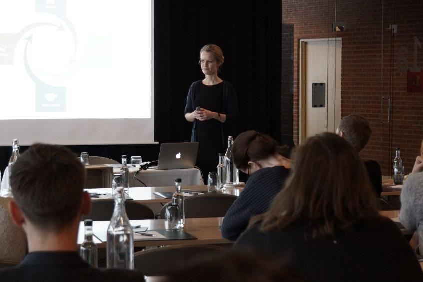 Anita Dalsgaard - foredragsholder hos pej gruppen