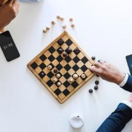 strategi skak