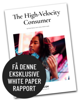 The High Velocity Consumer report from WGSN