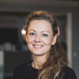 Louise Byg Kongsholm - CEO / Adm. dir.