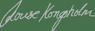 Chefredaktørens signatur