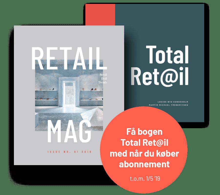 Retail Mag + Total Ret@il tilbud!