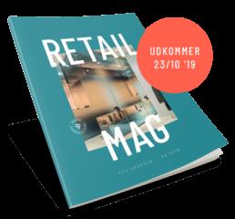 Retail Mag no. 2 2019 / udkommer 23/10 2019