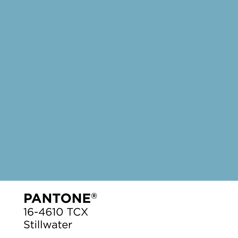 Pantone 16-4610 - Stillwater