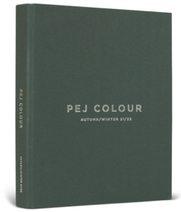 pej colour aw 21/22