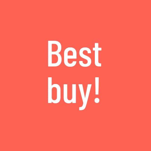 Best buy!
