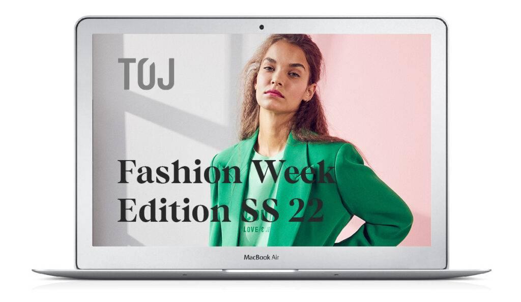 TØJ Fashion Week Edition SS 22