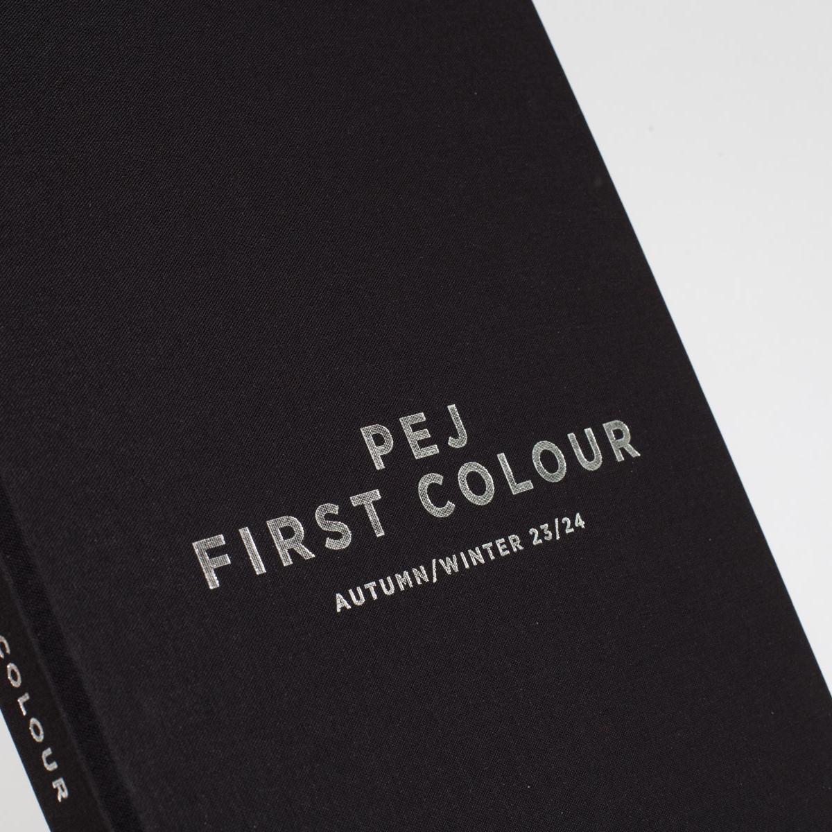 pej first colour AW 23/24